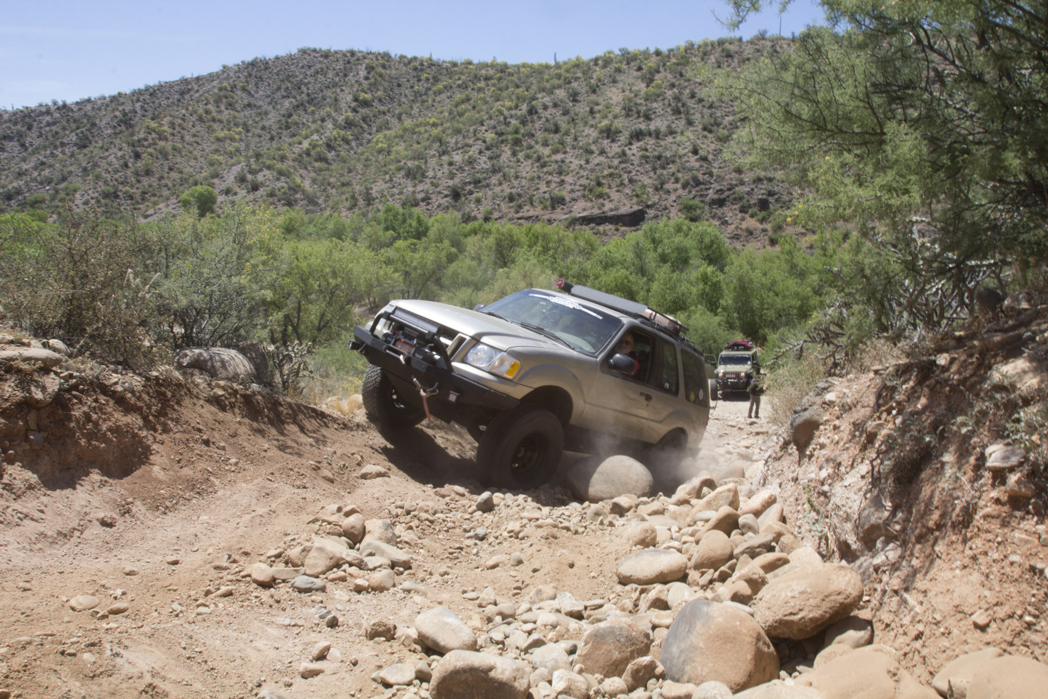 20 overland adventure day two 2019