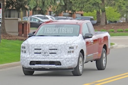 SPIED: 2020 Nissan Titan With Unusual Sensors Up Front