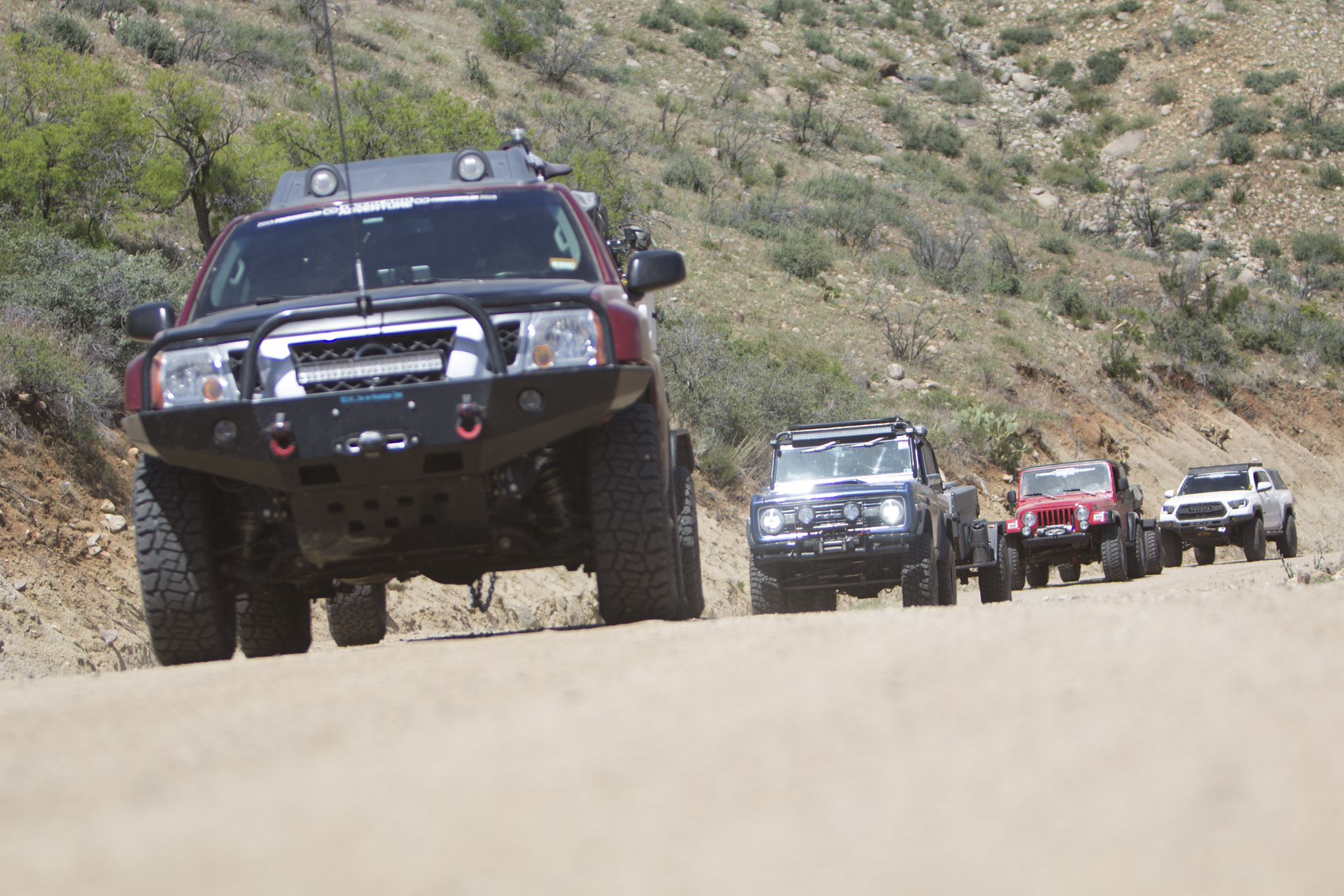 22 overland adventure day two 2019