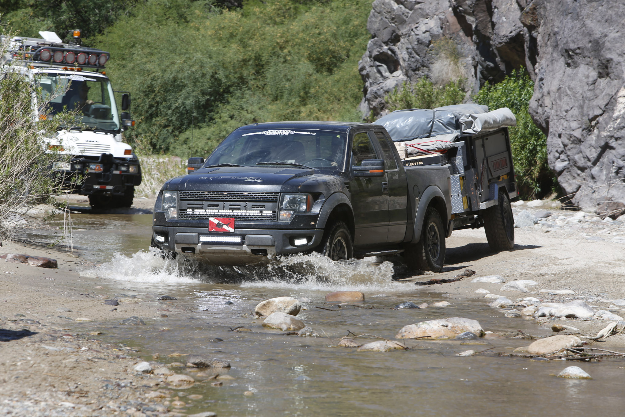 23 overland adventure day two 2019