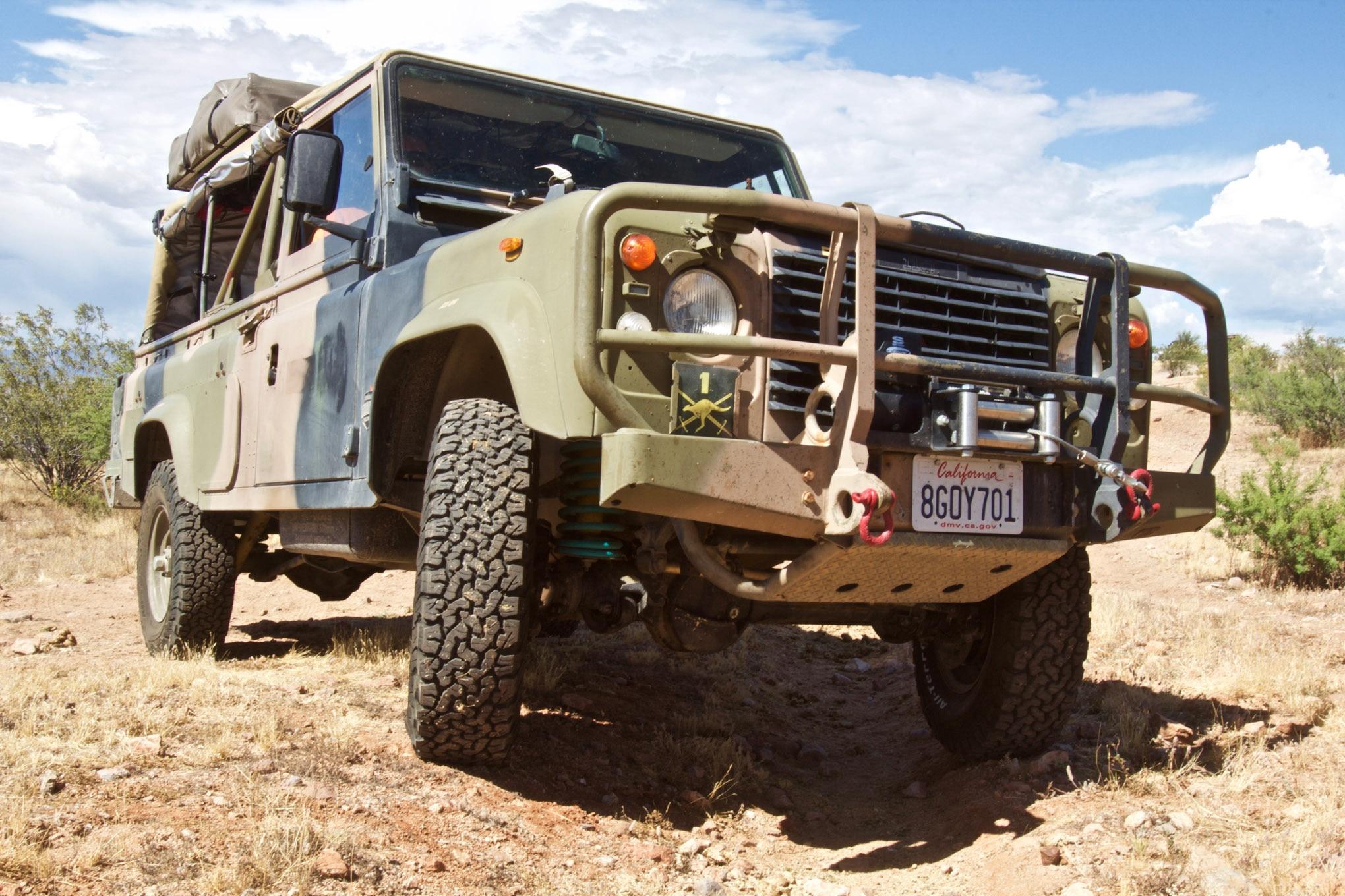 46 overland adventure 2019