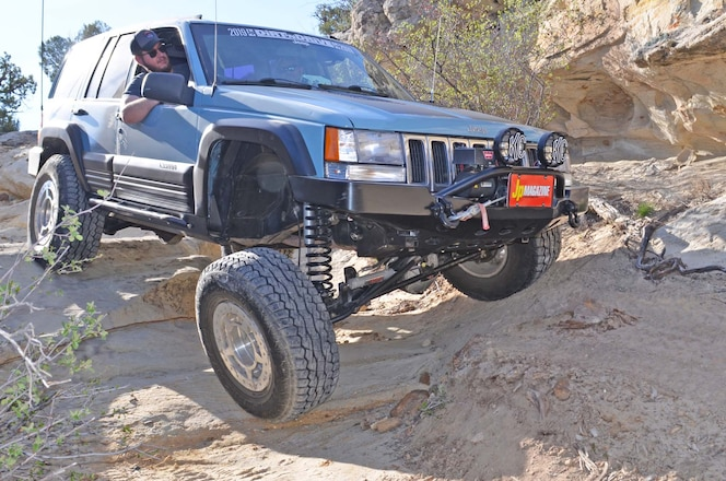 1996 Jeep Grand Cherokee ZJ- Greta the Jeep
