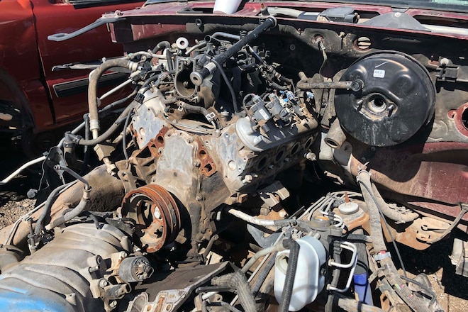 How to Identify the Perfect 4x4 Engine in a Junkyard