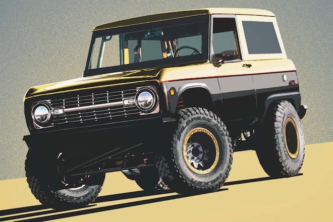 The Incredible Week to Wheelin' Vintage Bronco Build Begins in Less Than Two Weeks!