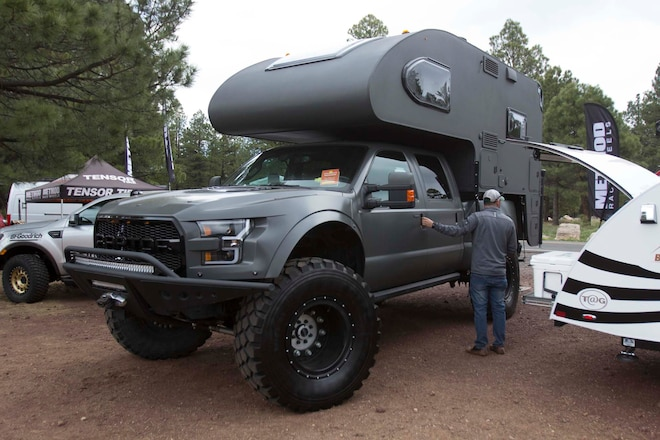 Overland Expo West >> 2019 Overland Expo West Glamping Yachts To Trucks With Cots