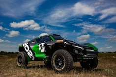 Extreme E Race Series Brings Electric Vehicles Off-Road