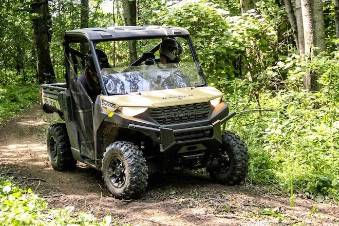 Polaris Releases 2020 Ranger Models