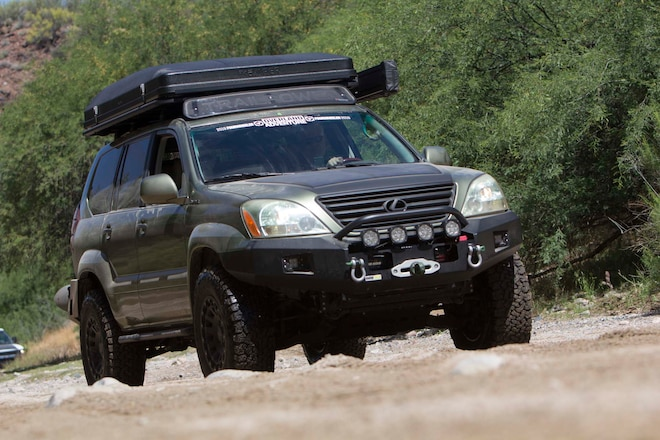 Overlanding In Luxury: Scott Lewis's DIY 2008 Lexus GX 470