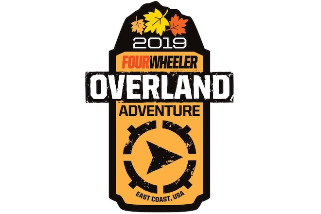 Apply Now For The First-Ever Four Wheeler Overland Adventure East!