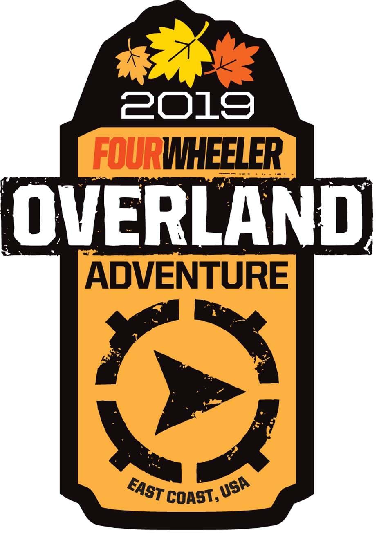 four wheeler overland adventure east logo
