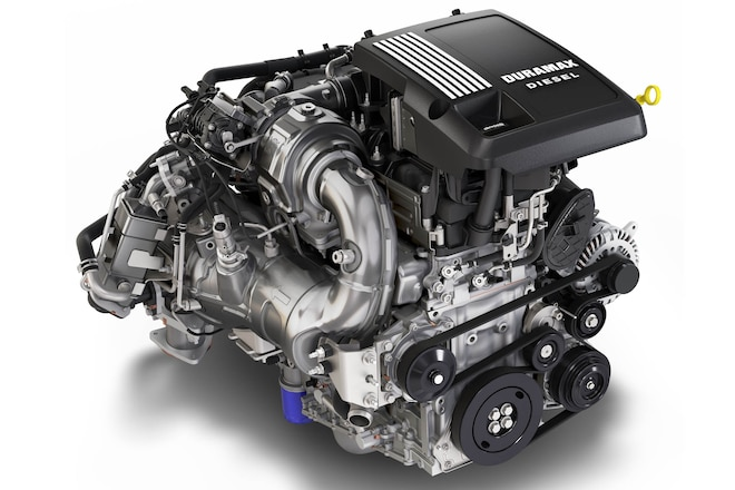 First Look: The Tech Details Behind the 2020 Silverado's New 3.0L Duramax I-6 Turbodiesel