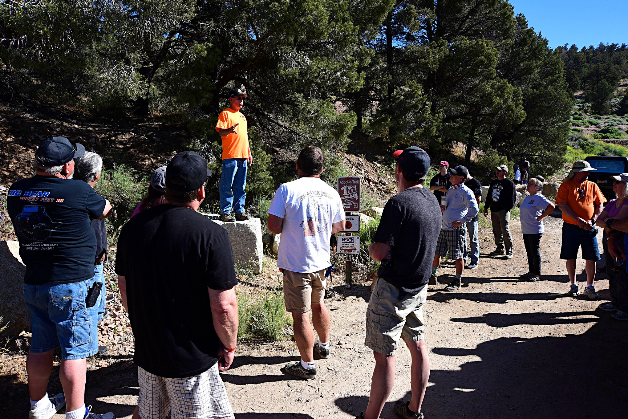 018 jeep event big bear forest fest 2019 inland empire