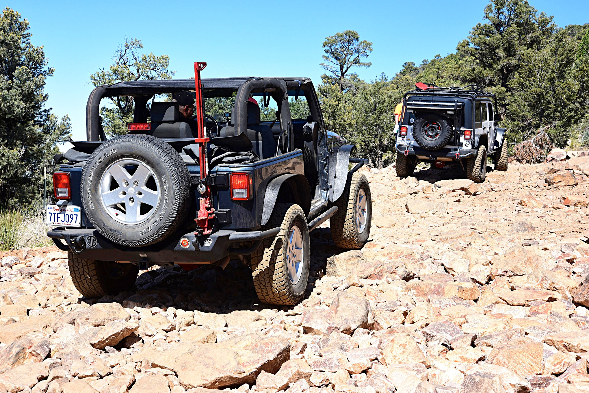 020 jeep event big bear forest fest 2019 inland empire
