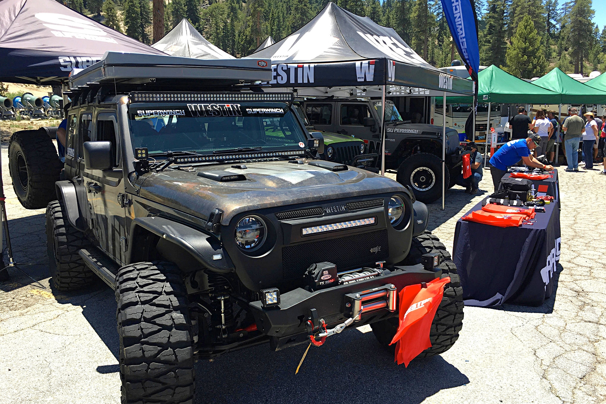 051 jeep event big bear forest fest 2019 inland empire