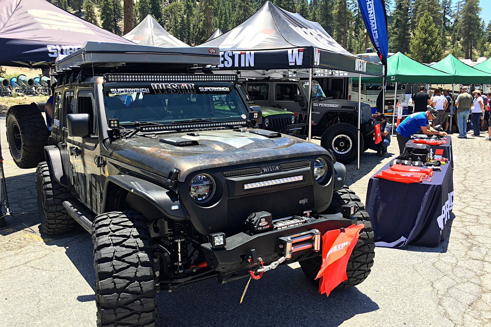 052 jeep event big bear forest fest 2019 inland empire