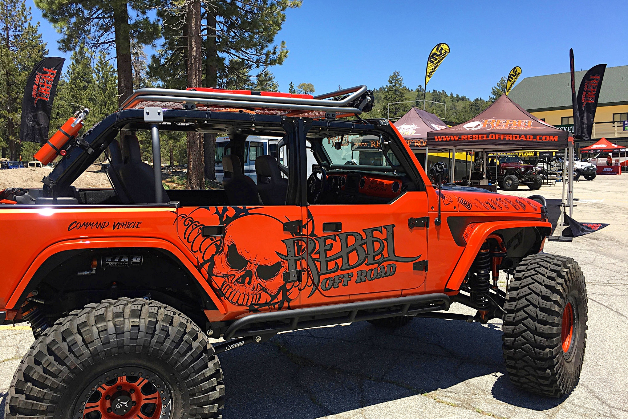 057 jeep event big bear forest fest 2019 inland empire