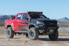 Hall Racing Chevrolet Colorado ZR2 Starts Third Year of Off-Road Racing