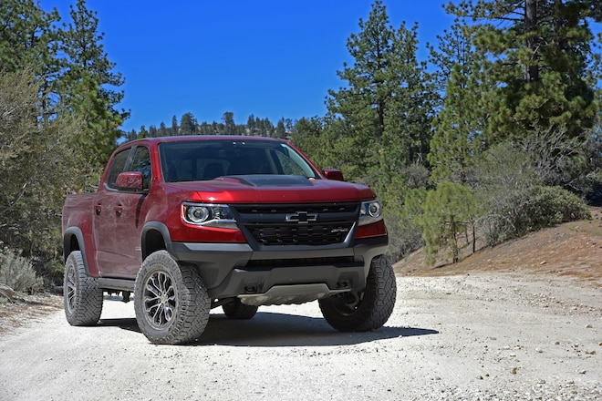 Long-Term Test Final Report: 2018 Chevy Colorado ZR2 Crew Cab