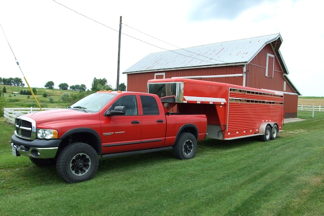 Firing Order: Trailers and 4x4s