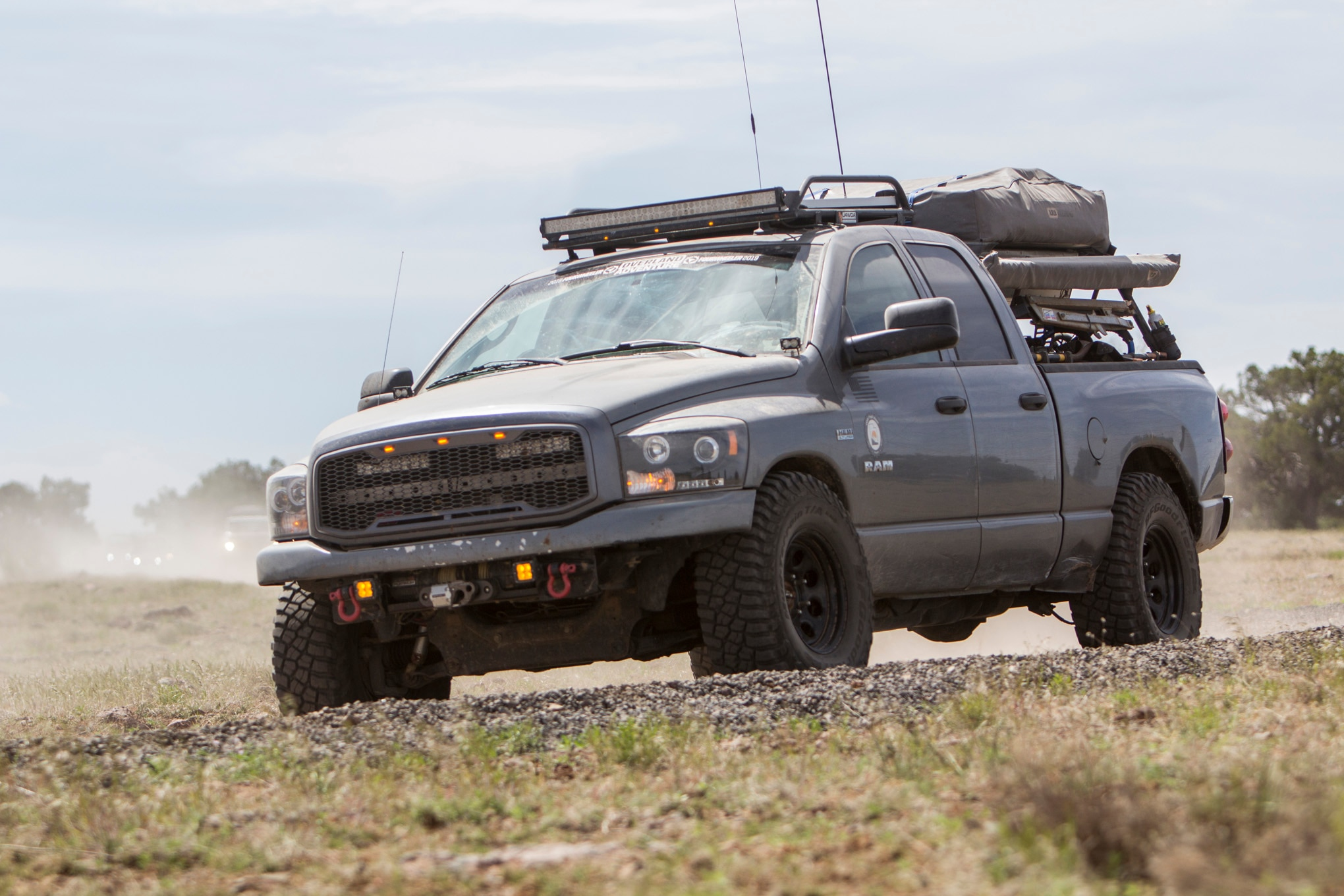 Less Is More With MagnaFlow's Dodge Ram 1500 Off-Road