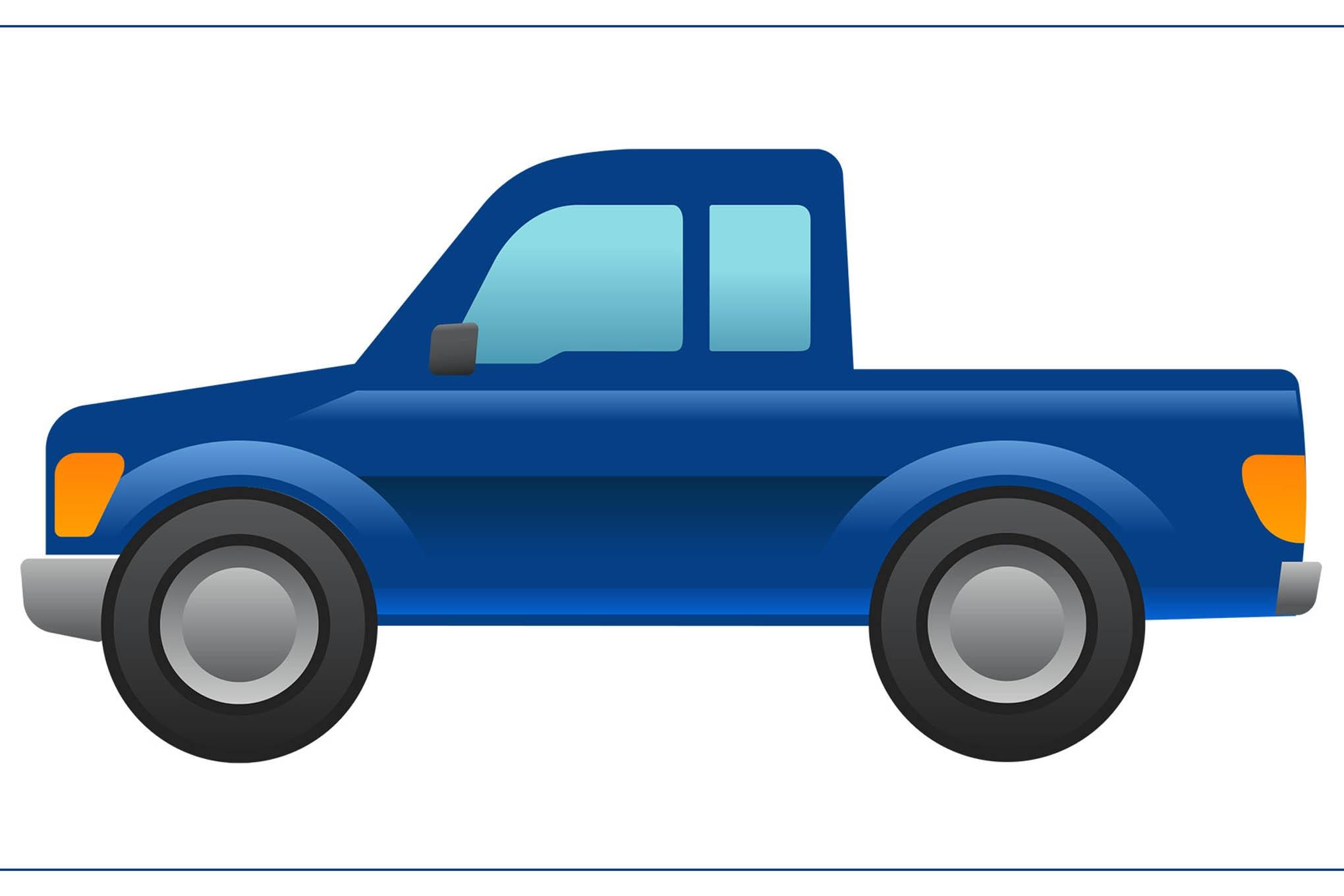 009 auto news jp jeep pickup emoji