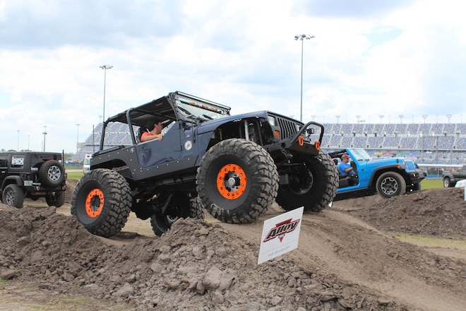 Nuts & Bolts: 9-Inch Front Axle