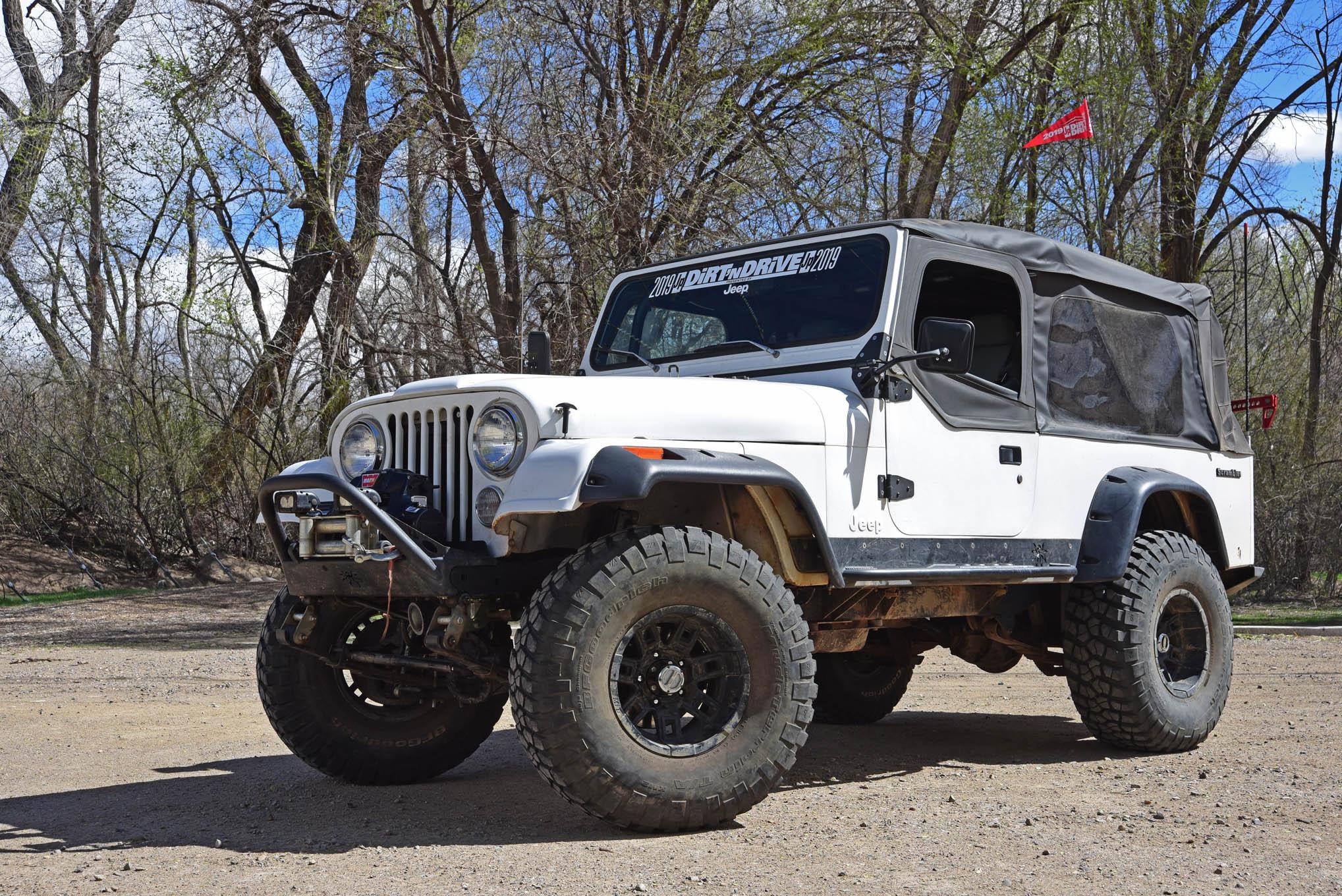 015 jeep 1984 scrambler cj8 cj 8 jp magazine stuart bourdon aaron paris