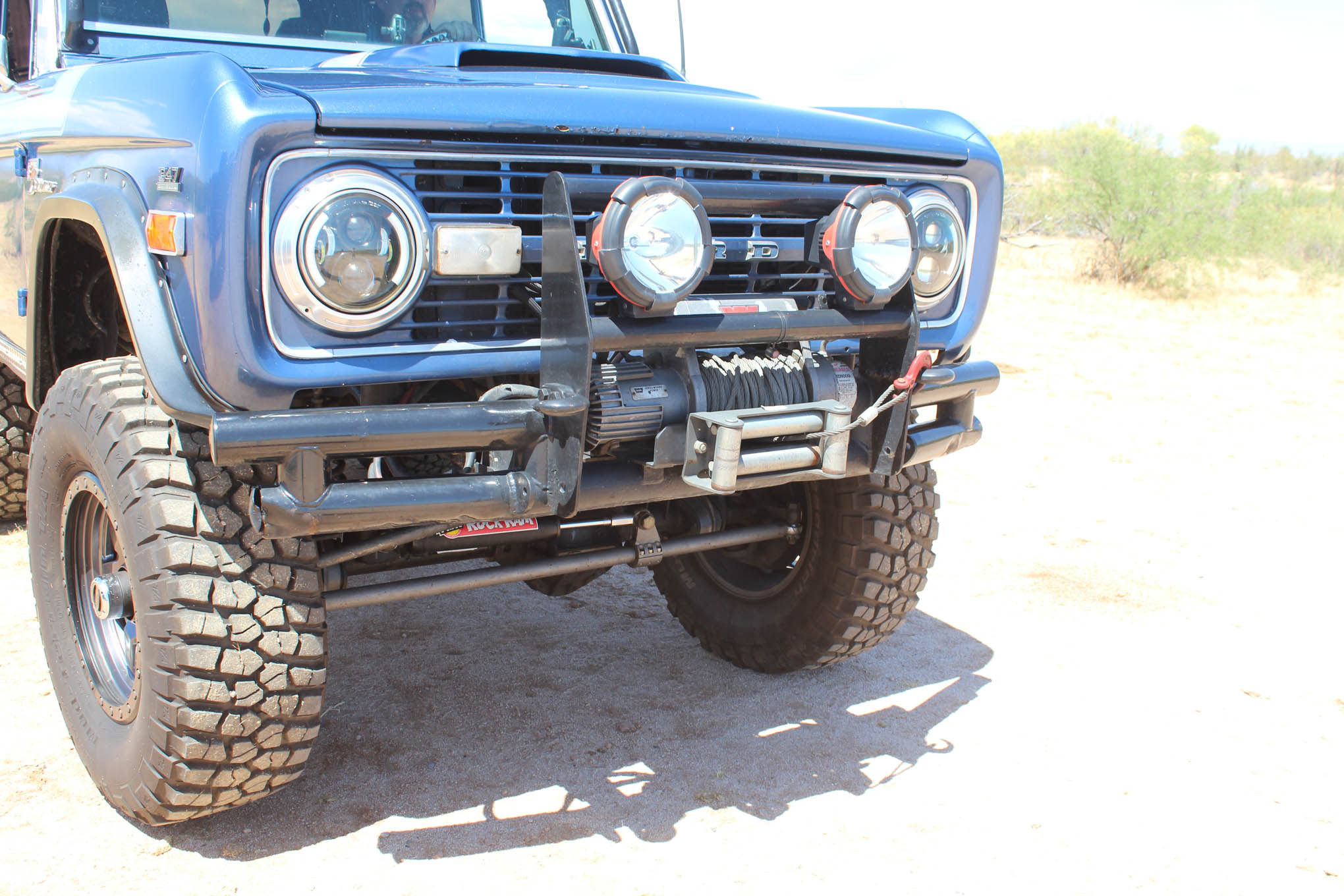 017 four wheeler feature paul perry 1977 ford bronco