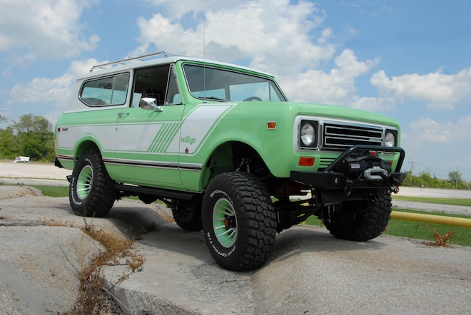 Perfect Pitch—A 1979 IH Scout Restomod That Hits All The Right Notes