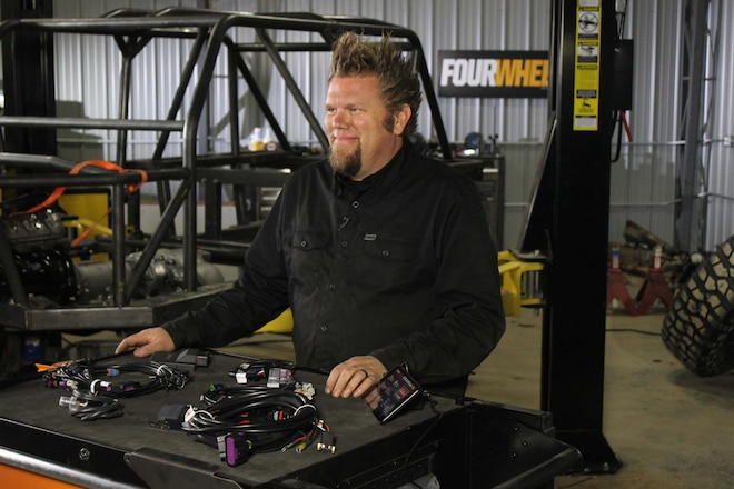 Four Wheeler, Hosted by Ian Johnson, Returns to the Small Screen