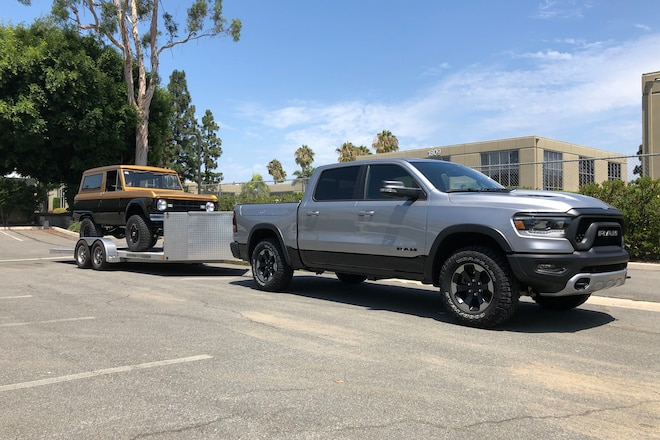 Long-Term Test First Report: 2019 Ram 1500 Rebel 12 Crew Cab