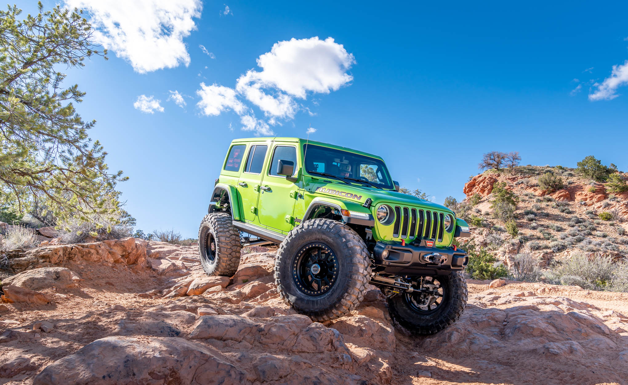 0022 2018 jeep wrangler unlimited rubicon dynatrac prorock 42 dixie 4 wheel drive