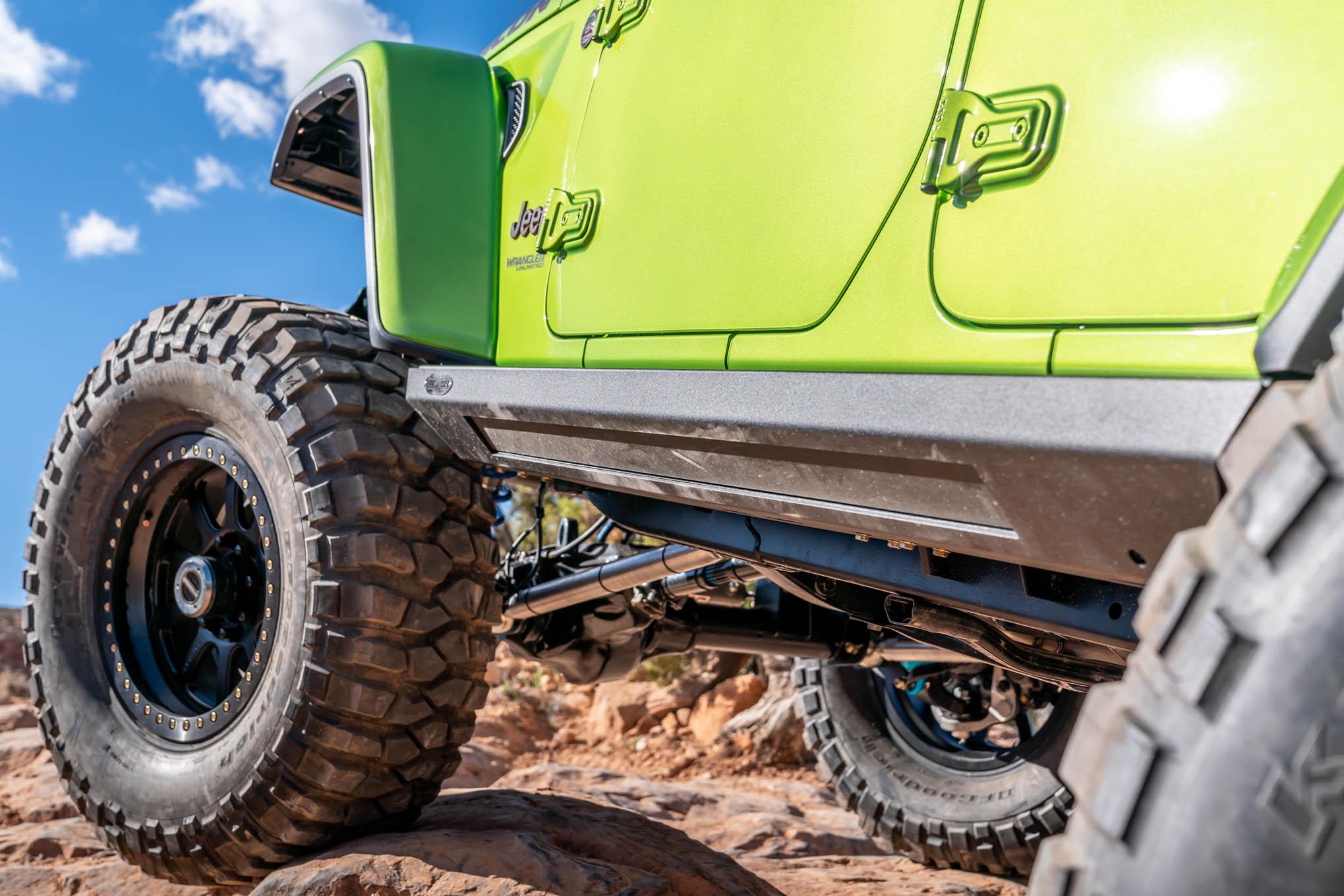 0026 2018 jeep wrangler unlimited rubicon dynatrac prorock 42 dixie 4 wheel drive