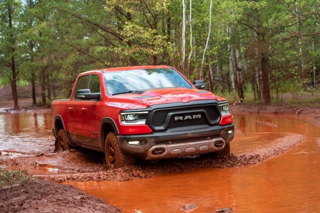 Oil-Burning Rebel: First Drive of the 2020 Ram Rebel 3.0L EcoDiesel