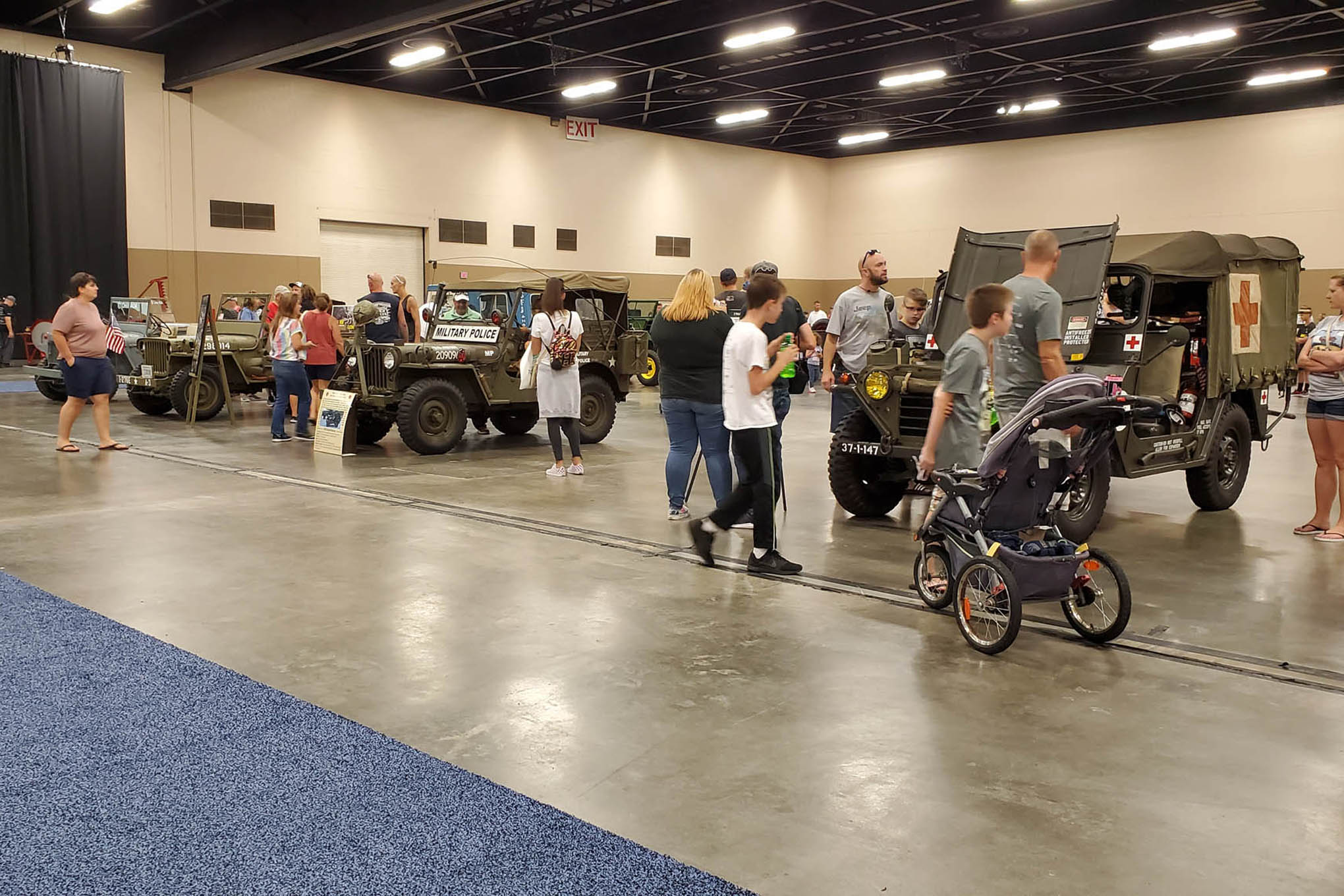 013 toledo jeep fest seagate military