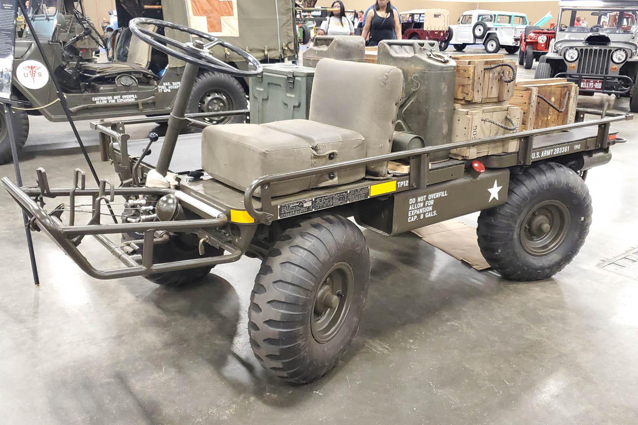 018 toledo jeep fest seagate mule