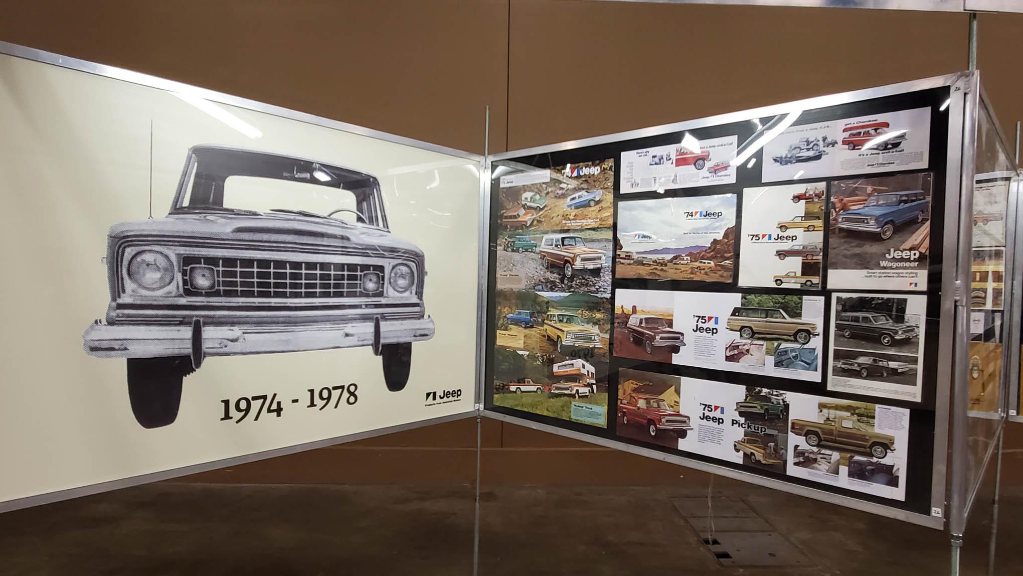 025 toledo jeep fest wagoneers 74 78