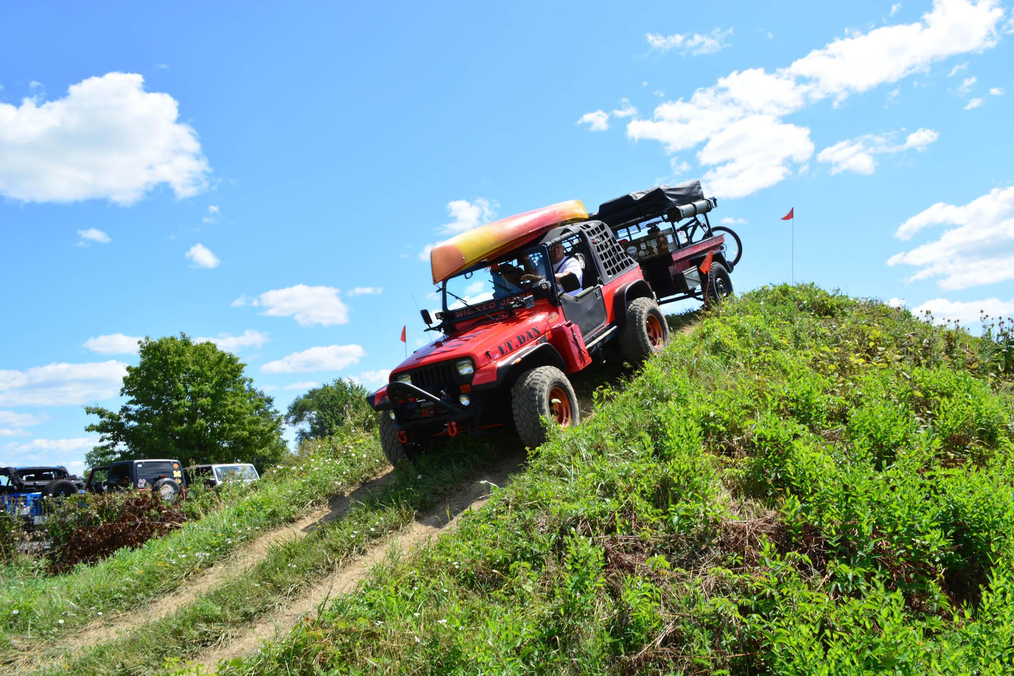 048 toledo jeep fest obstacle overlander