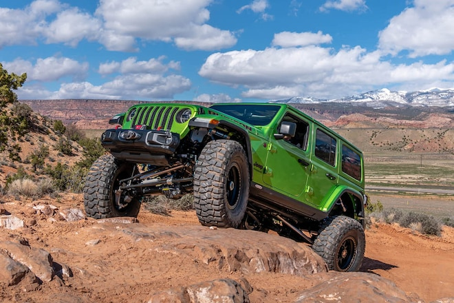 Sixth Time's the Charm: 2018 Jeep Wrangler Unlimited Rubicon Built From Experience