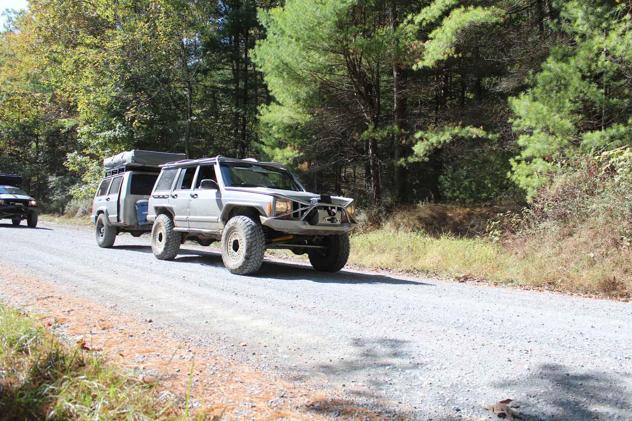 22 overland adventure east day 2