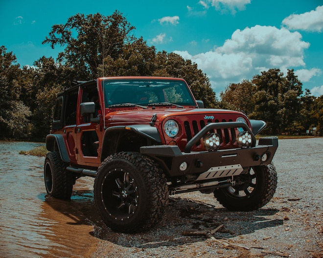 Country Music Star Discovers Jeeping with JK Upgrade