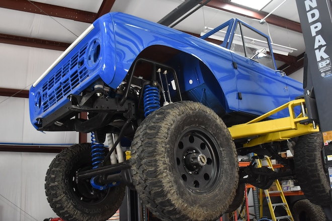 Wrapping Up Loose Ends on Our 1969 Bronco Project
