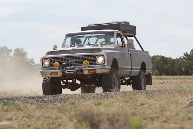 Operation Stupid-Simple: 1971 Chevy K10