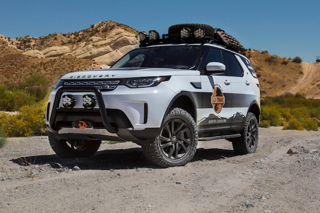 Land Rover TReK Part 1: Lights, Armor, Recovery Gear, and More for Our Competition-Bound Discovery