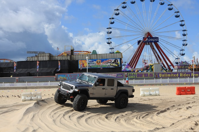 Jeep Party on the Beach: Ocean City Jeep Week 2019