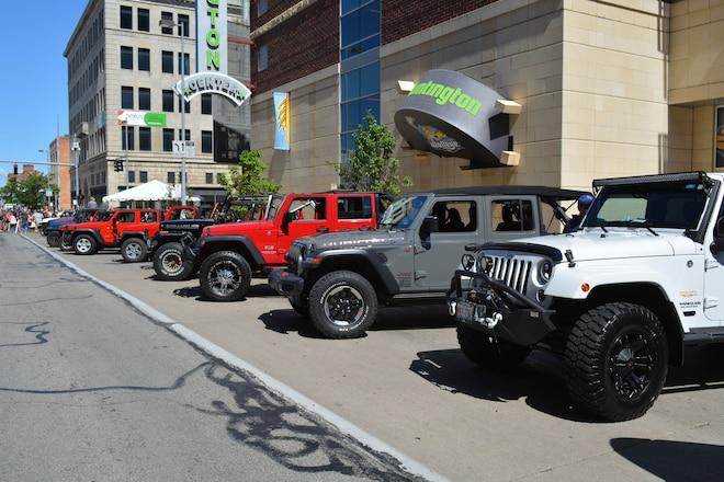 2019 Toledo Jeep Fest