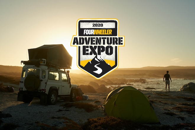 Everything You Need To Know About The Incredible New-For-2020 Four Wheeler Adventure Expo!