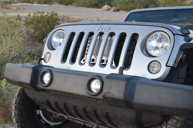 JK Wrangler Flex-A-Lite Direct Fit Transmission Cooler Installation