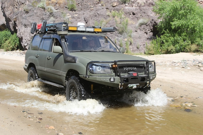 How To Build A Toyota Land Cruiser For Overlanding And Four-Wheeling