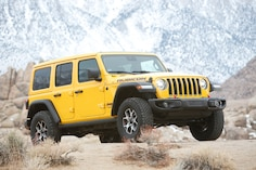 Jeep Wrangler Unlimited Rubicon EcoDiesel Is Four Wheeler's 2020 SUV of the Year!
